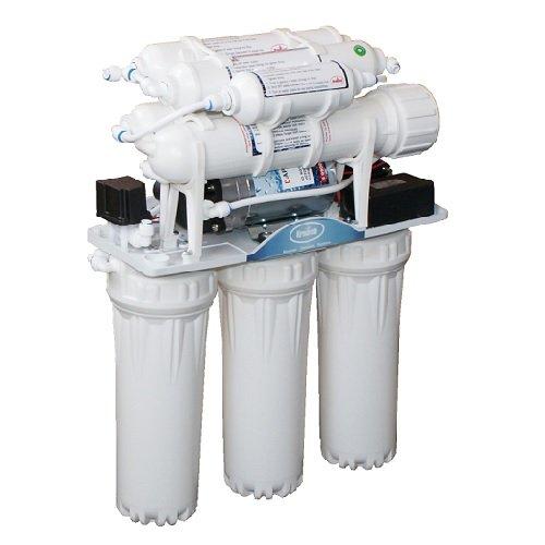 Система очистки воды обратного осмоса KRAUSEN RO 75 LIGHT PLUS (8-ми ступенчатая)