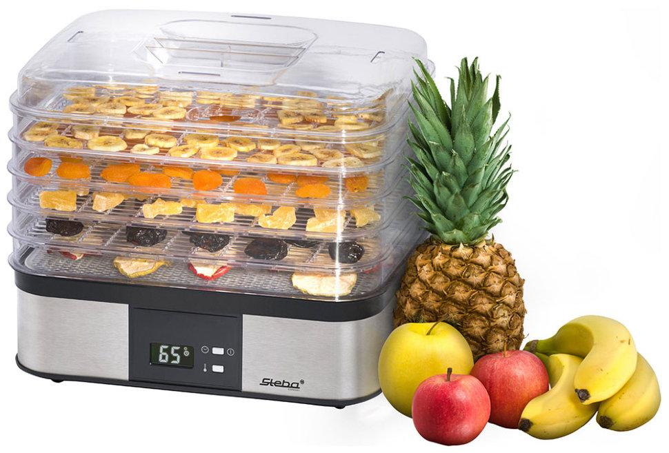 Сушилка овощей и фруктов Steba ED 5