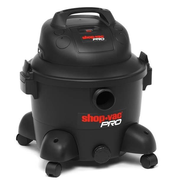 Водопылесос Shop-Vac Pro 25 для сухой и влажной уборки