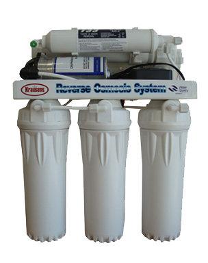 Система очистки воды обратного осмоса KRAUSEN RO 75 FLUSH