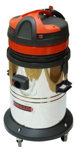 Профессиональный пылеводосос Soteco Tornado 423 Inox