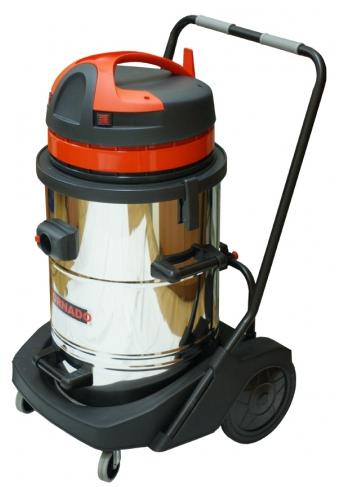 Профессиональный пылеводосос Soteco Tornado 640 Inox