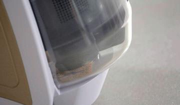 5 ступеней фильтрации паропылесоса Polti Unico MCV85 Total Clean & Turbo