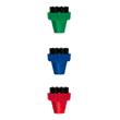 Набор нейлоновых щеток паропылесоса Polti Unico MCV85 Total Clean & Turbo